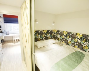 Poilsio zona-miegamasis