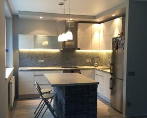 Virtuvė IX