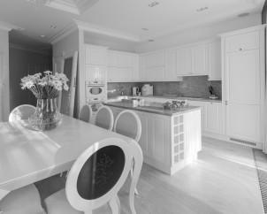Virtuvės ir valgomojo zona I