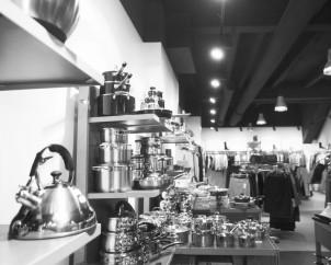 BERGHOFF BRANDSONLY parduotuvė
