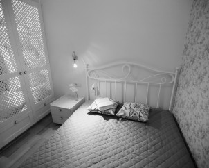 Miegamojo kambario poilsio zona