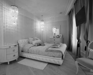 Tėvų miegamasis kambarys
