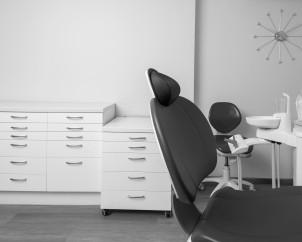 Procedūrų kabineto baldų (LMDP) fragmentas I