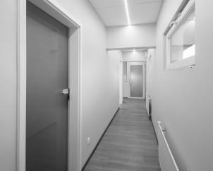 Koridoriaus fragmentas I