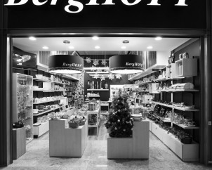 BERGHOFF indų parduotuvė