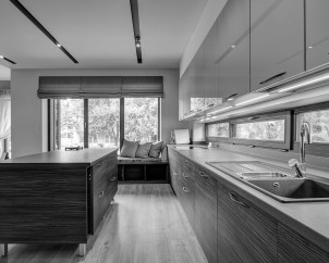 Virtuvės erdvė